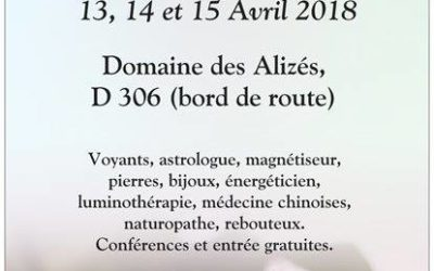 Salon de la Voyance St Georges de Reneins (69)